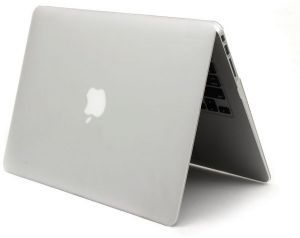 Crystal Clear Hard Shell Case Keyboard Cover For Apple Mackbook Pro 13 13.3 Inch