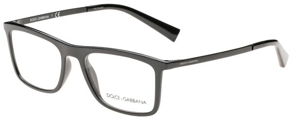 f343596496 Dolce   Gabbana Square Black Men s Optical Frames - Dg5023-501-52-52 ...