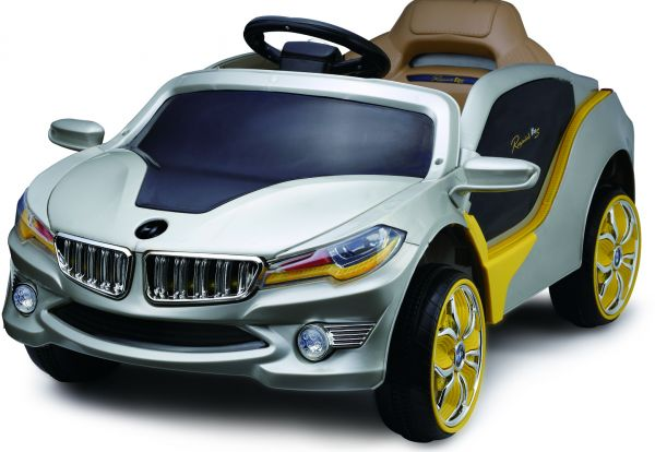 Bmw I8 Style Kids Ride On Car 50w Motor 12v Rechargeable Souq Uae