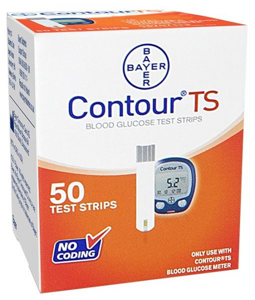 bayer contour ts blood glucose test 50 strips souq uae rh uae souq com Contour Glucometer Contour Lancets