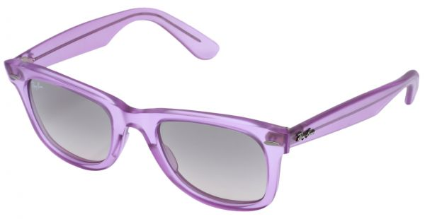 8d0d0da69a736 Ray Ban Square Matte Purple Unisex Sunglasses - RB 2140 6056 32-50-22-100  mm