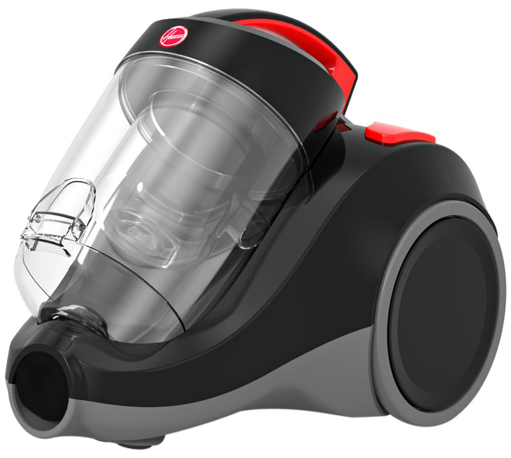 Hoover HC85-ZM-ME Canister Vacuum Cleaner, Multi Color