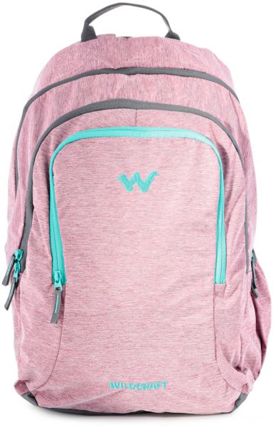 4563286cc179a Wildcraft Melange4 Sport and Outdoor Backpack - Unisex, Pink and ...