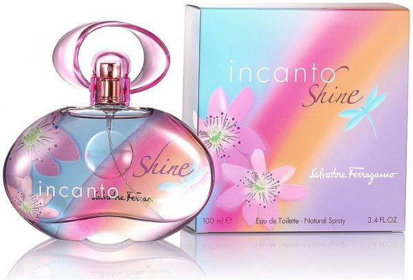 Incanto Shine by Salvatore Ferragamo for Women - Eau de Toilette, 100ml    KSA   Souq 3954f722ce
