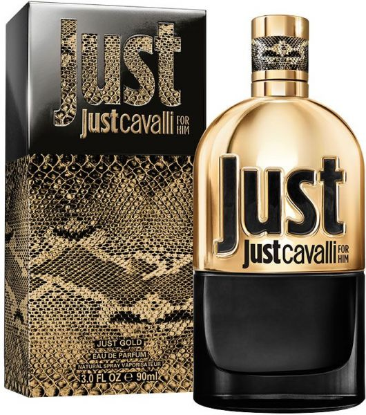b17a341e164dd Just Cavalli Gold by Roberto Cavalli for Men - Eau de Parfum