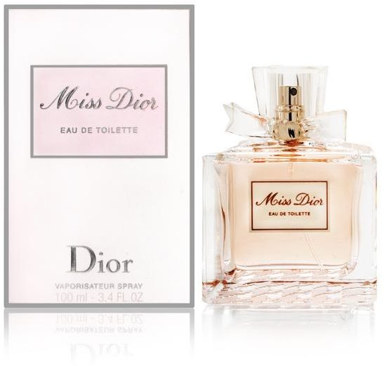 77aaed80 Miss Dior by Christian Dior for Women - Eau de Toilette, 100ml