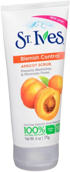 St Ives Blemish Control Apricot Face Scrub -170 ml. by St. ives, Skin Care - 4 reviews
