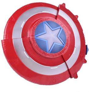 Captain America Soft Gun Shield Nerf Gun The Avengers Marvel Action Figure Shoot Plastic Toy Captain kids toys