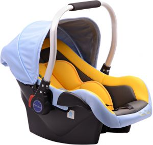 Pierre Cardin PS274 ALU Infant Carrier And Car Seat Blue
