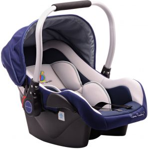 Pierre Cardin PS274 ALU Infant Carrier And Car Seat Navy Blue