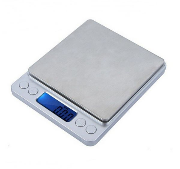 f310701bf678 500g x 0.01g Mini Digital Scale Portable LCD Electronic Scale Jewelry  Weighing Scale