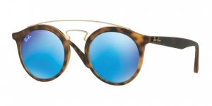 607ad399c2 Ray-Ban Clubmaster Women s Sunglasses - RB4256-609255-49 - 49-20-145