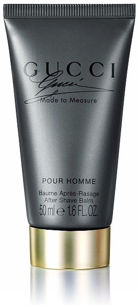 95b68004a2f Gucci Made To Measure Pour Homme After Shave Balm For Men - 50 ml ...