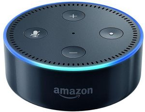 e3714847d9fd Amazon Echo Dot Second Generation Black