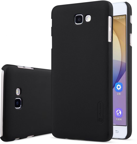 promo code df2ea c66f4 Samsung Galaxy J5 Prime Nillkin Super Frosted Shield Back Case [Black Color]