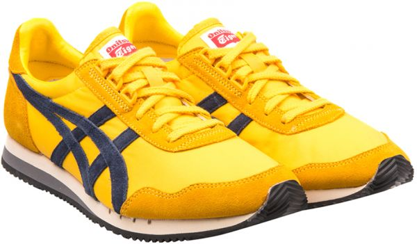 Onitsuka Tiger Yellow Running Shoe For Unisex  1816aab14cd1