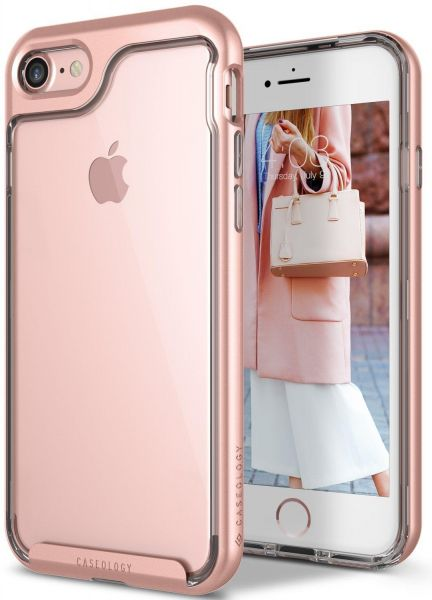 iPhone 7 Case, Caseology Skyfall Rose Gold