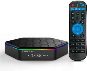 Smart TV Box T95Z Plus, android 6, Full Loaded KODI, Amlogic S912 CPU, 2GB Ram, 16GB Rom, 4K, Dual WiFi, Bluetooth
