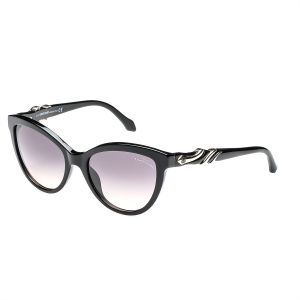 88e28ff3140b Roberto Cavalli Cat Eye Black Women's Sunglasses - RC878S 05B - 55-18-135