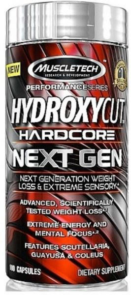 Is hydroxycut hardcore for woman