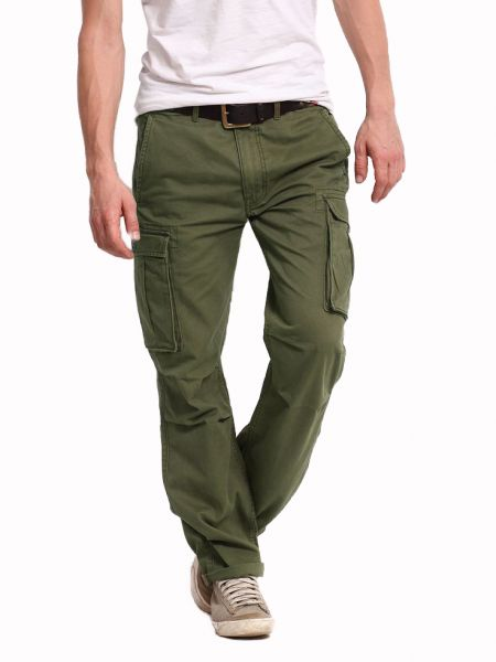 01e304b6 Levis Green Cargo Trousers Pant For Men | KSA | Souq