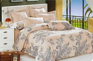 Deng King Size, Cotton,Floral Pattern, Multi Color   Bed Sheets