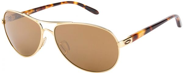49b1413988f Oakley Feedback Aviator Unisex Sunglasses - OO4079 04 - 59-13-135mm ...