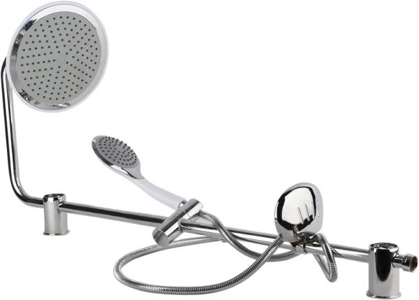 Shower Set With 3 Functions , Stainless Steel