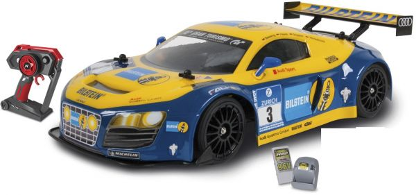 Nikko Remote Control Elite Evo ProLine Audi R LMS Car GHZ - Audi remote control car