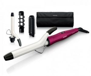 Philips Hair Curler - HP8696/03, Multi Color