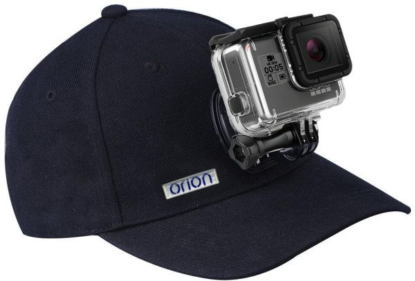 efe23d3c64e For Gopro Hero 5 - Orion Handsfree Camera Hat P-Cap Head Mount Video ...