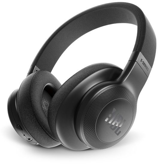 9544a224b21 JBL On-Ear Bluetooth Headphones, Black - E55BT | KSA | Souq