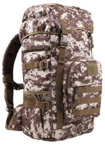 1710a20b6d 50L Unisex Desert Camouflage Military Army Style Outdoor Mountaineering Travel  Backpack Shoulder Bag