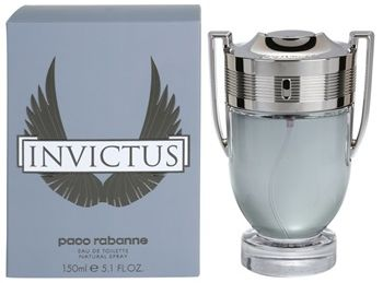 Paco Rabanne Invictus For Men Eau De Toilette 150ml Ksa Souq