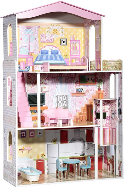 Canoe Doll House Ct201216rj113 Multi Color Souq Uae