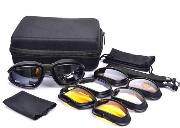 0a0b5f2335a Daisy C5 Tactical 4 SunGlasses