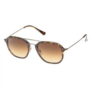592a65820f6 Ray-Ban Square Highstreet Gradient Brown Unisex Sunglasses - RB4273-710 85