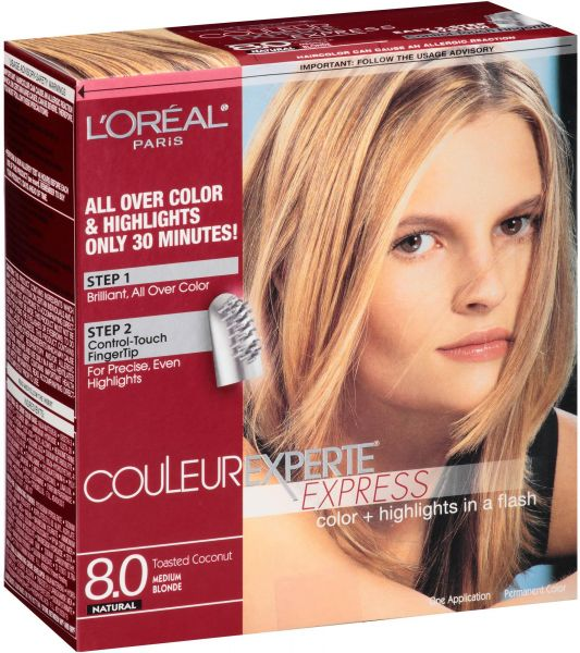 Souq Loreal Hair Couleur Expert 80 Medium Blonde Uae