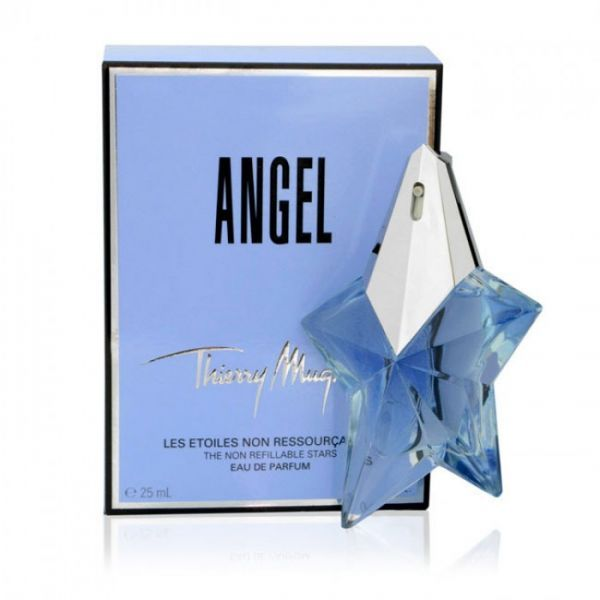 Thierry Mugler Angel Eau De Parfum Refillable For Women 25ml Souq