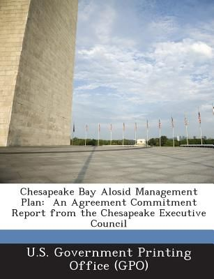 Chesapeake Bay Alosid Management Plan An Agreement Commitment