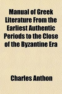 periods of greek literature