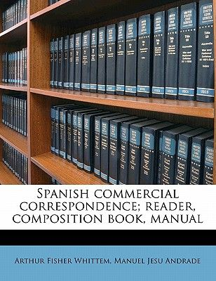 Commercial Correspondence Book