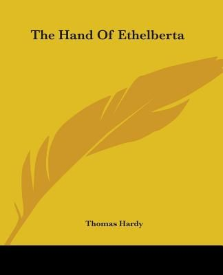 The Hand Of Ethelberta By Thomas Hardy Paperback Souq Uae