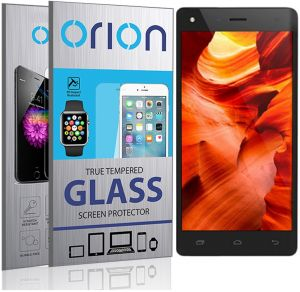 Orion Tempered Glass Screen Protector For Infinix Hot 4 X557