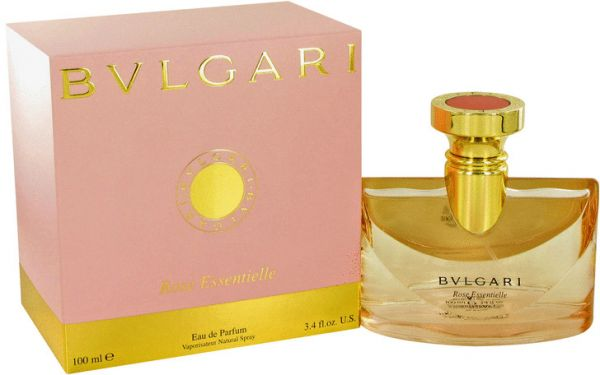 Rose Essentielle By Bvlgari For Women Eau De Parfum 100ml Souq