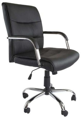6200ea80baf Mahmayi Nova 2203 Executive Low Back Chair - Black