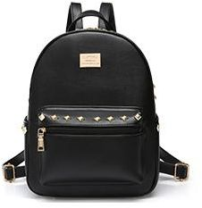 4e7d67c529de Mini backpack female models backpack wild leisure female backpack simple  fashion small backpack