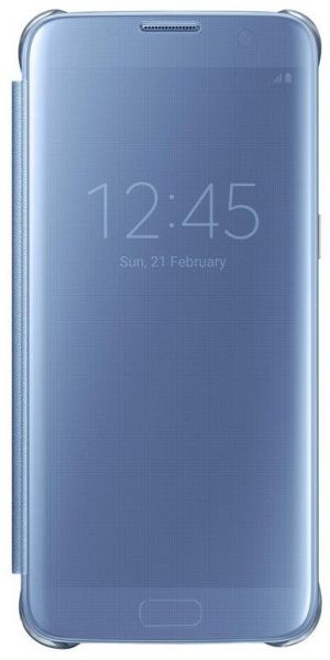 Samsung Galaxy S7 EDGE Clear View Cover - Blue. by Samsung, Mobile Phone  Accessories - 13 reviews 0e75f81a37ec