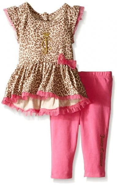 8b610638f Juicy Couture Multi Color Two Pieces Wear For Girls   Souq - UAE