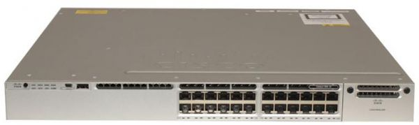Cisco Catalyst 3850 24 Port Data IP Base (WS-C3850-24T-S